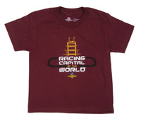 Youth Indianapolis Motor Speedway Racing Tower Tee