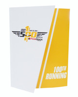 100th Running 2016 Indy 500 Official Program
