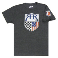Ryan Hunter-Reay Logo Triblend Tee