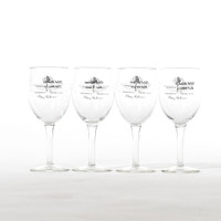 IMS Historical INDY 500 Glassware - 1984 Rick Mears Set