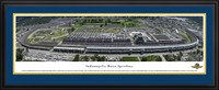 "IMS Panoramic Poster Deluxe Framed / 40""x13.5"""