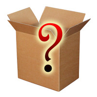 Adult Unisex Small Mystery Box
