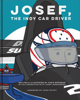"Josef Newgarden's ""Josef the INDYCAR Driver"" Kids Book"