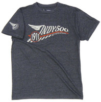 Indy Winged Speed Triblend Tee