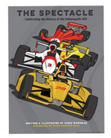 "Indy 500 ""The Spectacle"" Book"