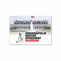 Indianapolis Motor Speedway Museum 2x3 Magnet