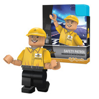 Yellow Shirt Security OYO MiniFigure