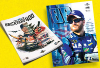 2017  Brantley Gilbert Big Machine Brickyard 400 Event Program