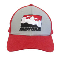 INDYCAR Red Shadowtech New Era 39THIRTY Cap