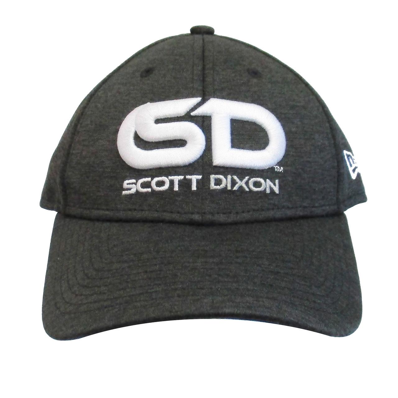 Scott Dixon Shadowtech Logo New Era 9 FORTY Cap - Indianapolis ... 388749fdeb5
