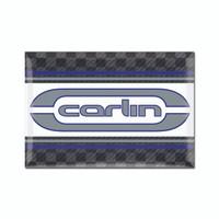 Carlin Racing 2x3 Team Magnet