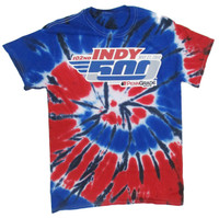 2018 Indy 500 Tie Dye Tee