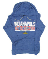 Ladies Indianapolis Motor Speedway Triblend Pullover Hoodie