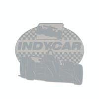 INDYCAR Series Silver Car Lapel Pin