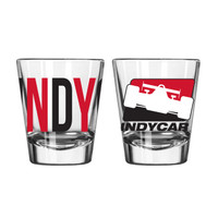 INDYCAR Series Overtime Shot Glass