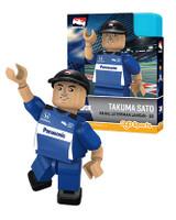 """Takuma Sato """"30"""" Oyo Minifigure"""
