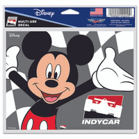 INDYCAR Series Mickey Mouse Decal
