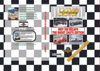 "2017 Indy 500 Recaps ""The Short Chute"" Edition Book"