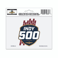 103rd Indy 500 Event Decal