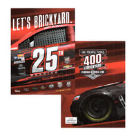 2018 Brickyard 400 Event Program
