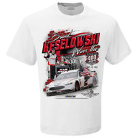 2018 Brad Keselowski Big Machine Vodka Brickyard 400 Winner Tee