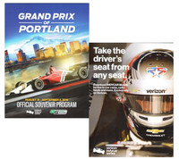 2018 Grand Prix of Portland Program