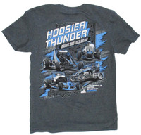 Hoosier Thunder Cars Tee