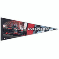 INDYCAR Car Carbon Pennant