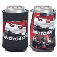 INDYCAR Carbon Car 2-Sided Can Cooler