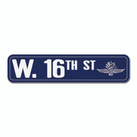 West 16th Street Lapel Pin