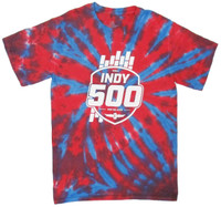 2019 Indy 500 Tie Dye Tee