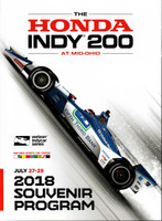 2018 Mid-Ohio Honda Event Program