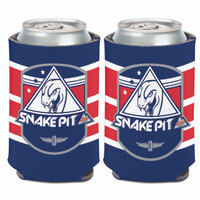 Snake Pit Badge Can Cooler