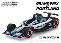 Takuma Sato Grand Prix of Portland Winner 1:64 Diecast