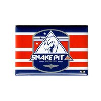 Snake Pit Badge 2x3 Magnet