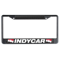 INDYCAR Carbon License Plate Frame