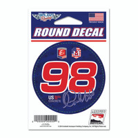 Marco Andretti Driver Decal