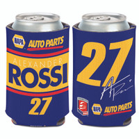 Alexander Rossi Can Cooler
