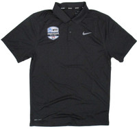 NTT INDYCAR Series Black Nike Victory Polo