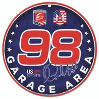 Marco Andretti Driver Sign