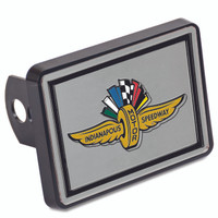 Indianapolis Motor Speedway Inlaid Hitch Cover