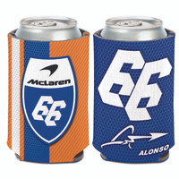 Fernando Alonso Driver Can Cooler