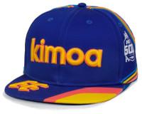 Fernando Alonso KIMOA Cap