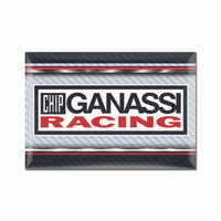 Chip Ganassi Racing 2x3 Magnet