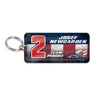 "Josef Newgarden  ""2"" Keychain"