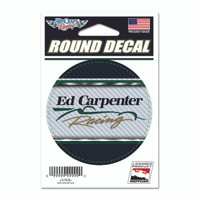 Ed Carpenter Racing Team Decal