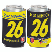 Zach Veach Can Cooler