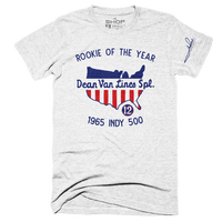 Mario Andretti Rookie Of The Year Tee
