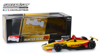 2019 Ryan Hunter-Reay DHL 1:18 Diecast