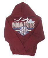 Indianapolis Motor Speedway Lineage Full Zip Hoodie